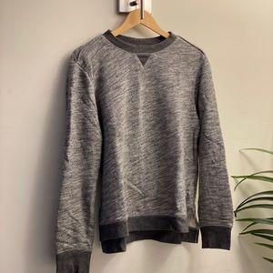 Rag & Bone/JEAN Grey Crew Sweater